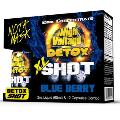 High Voltage Detox XL Shot