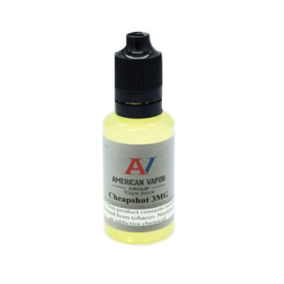 American Vapor Group Vape Juice