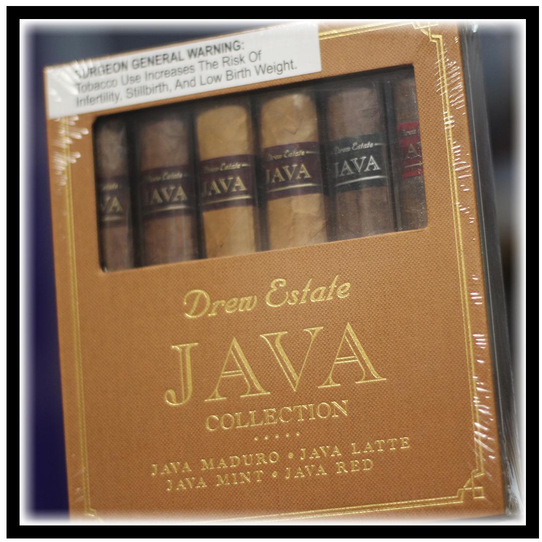 Drew Estate Java Sampler