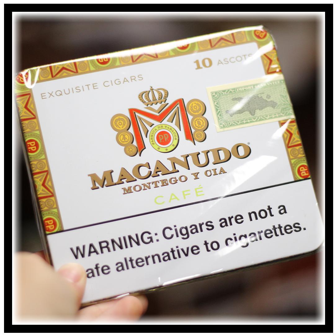 Macanudo Tins