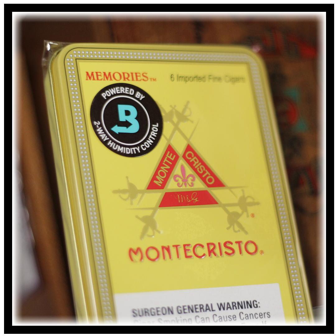Montecristo Tins